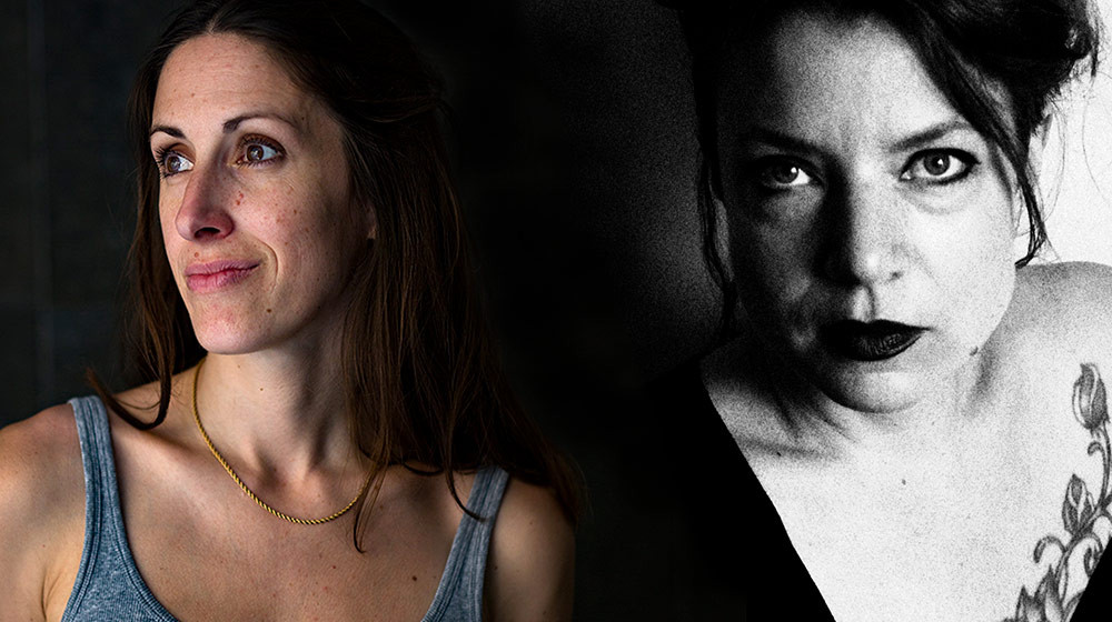 Joana Moll © Francesc Melcion / Wendy Delorme © Daria Ivanova