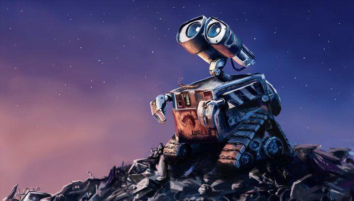 WALL-E (WALL·E, Andrew Stanton, 2008 - 1h37)